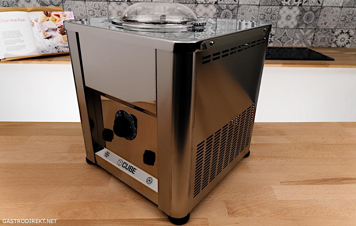Cube Eismaschine
