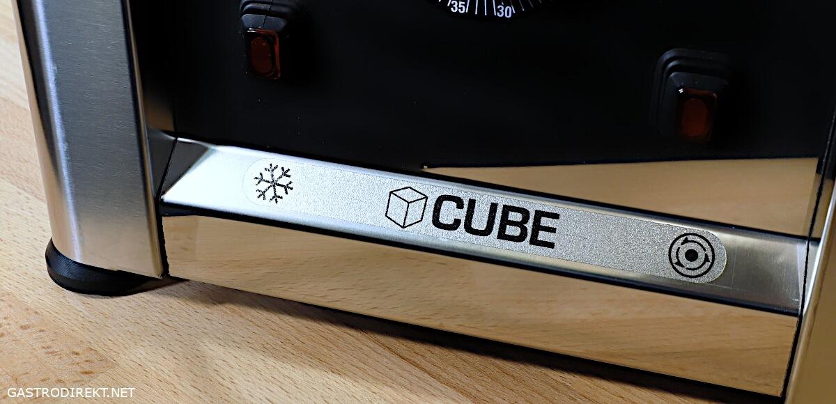 Cube Eismaschine Unterteil