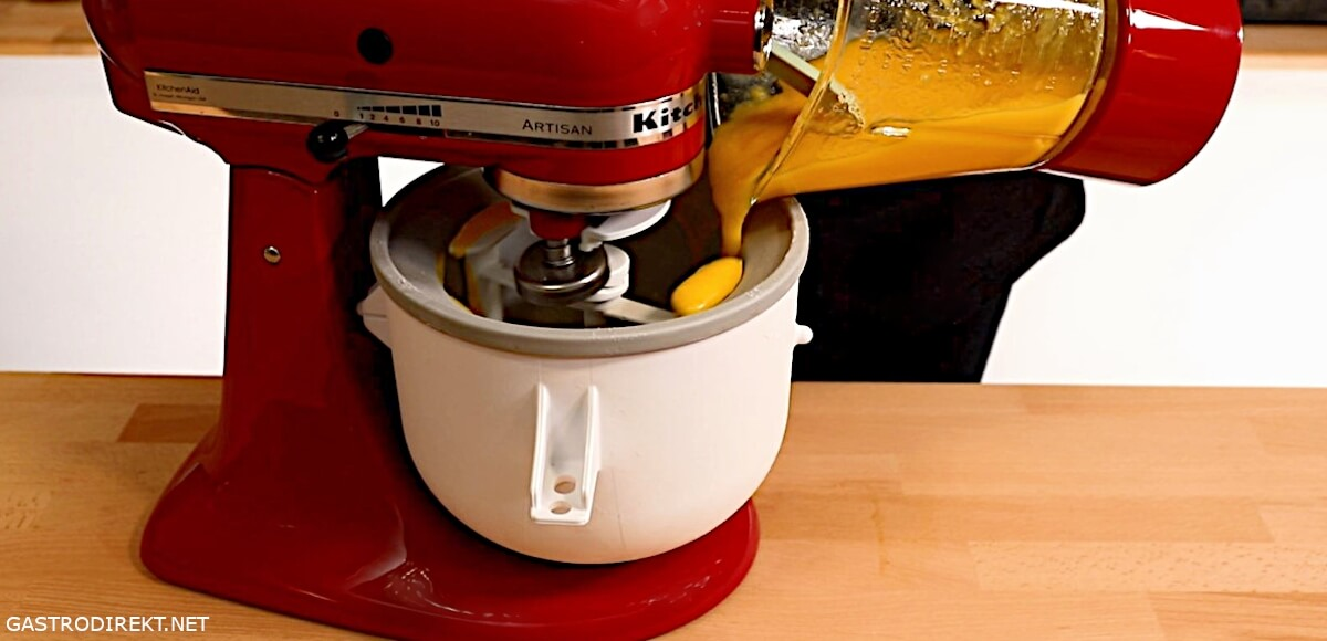 Kitchenaid Mangosorbet