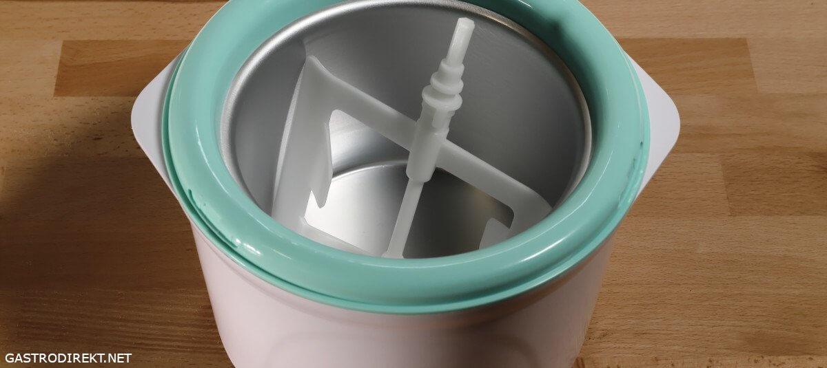 Silvercrest Eismaschine Gefrierbehaelter